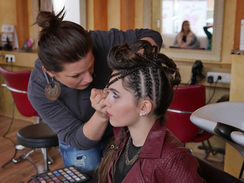 Hairpiercings Friseur Bogenhausen